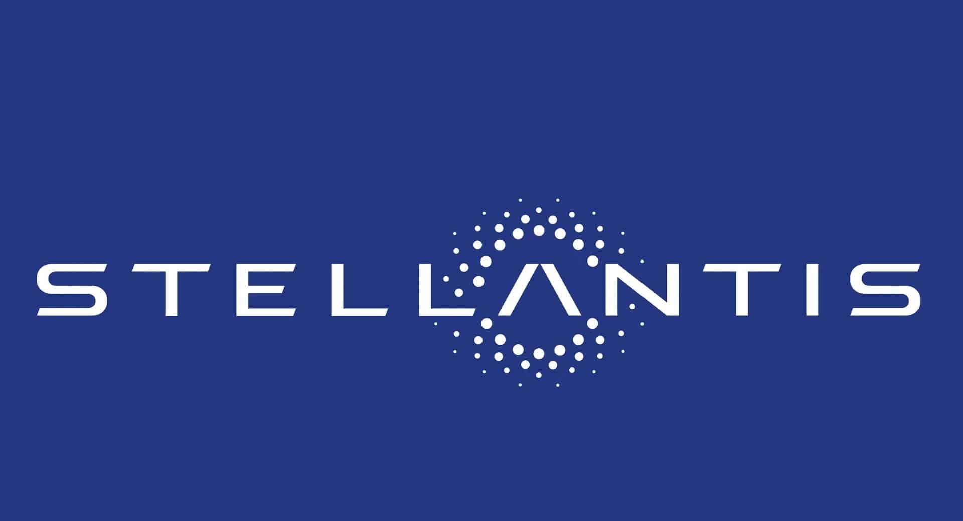 Logotyp Stellantis