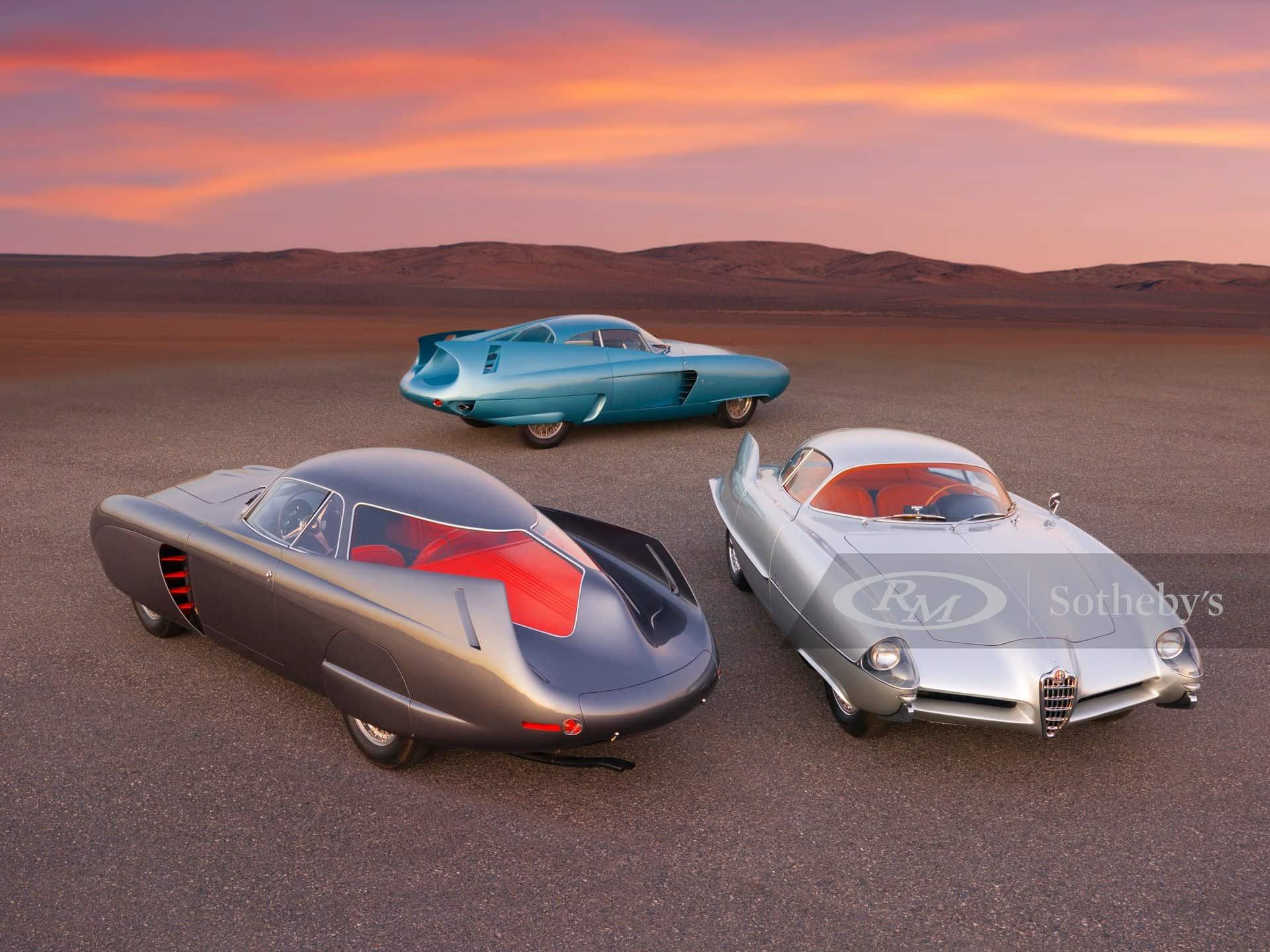 Alfa Romeo B.A.T. koncepty