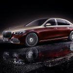 Mercedes-Maybach Klasy S 2021