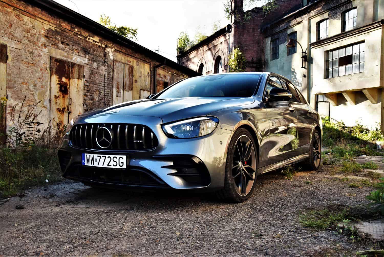 Mercedes-AMG E 53 4MATIC+ test