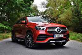Mercedes-Benz GLE Coupe 400 d 4MATIC test