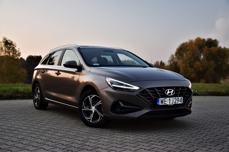 Hyundai i30 Wagon 1.6 CRDI test