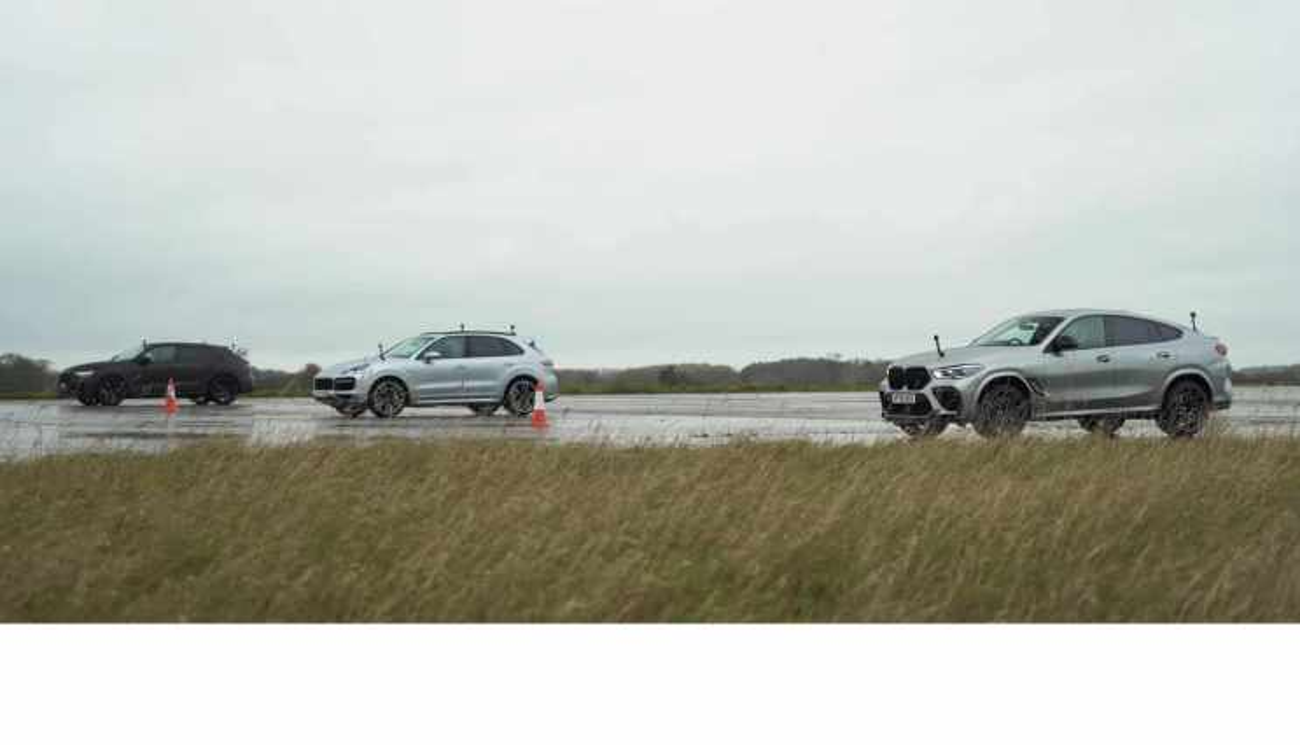 RS Q8 vs X6 M vs Cayenne Turbo S