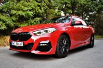 BMW 220d Gran Coupe test