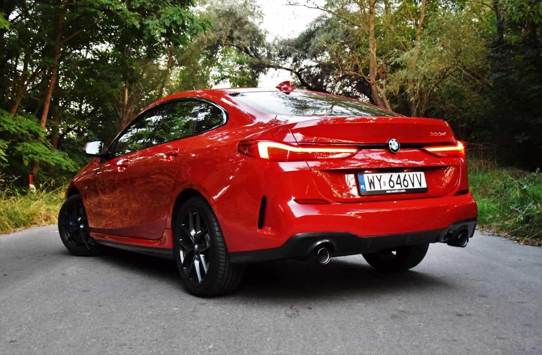 BMW Serii 2 2020 - design
