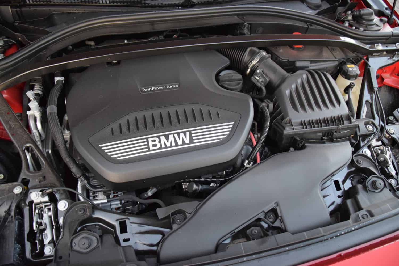 BMW 220d Gran Coupe - dane techniczne