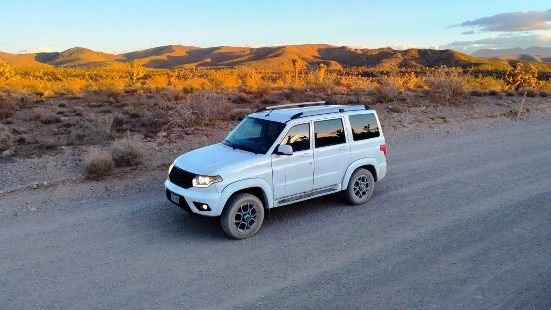 Bremach Taos USA