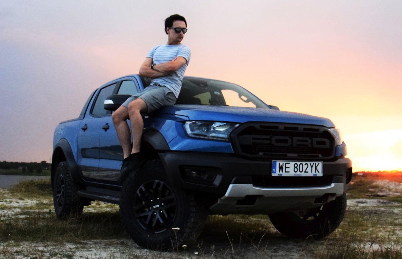 Ford Ranger Raptor test