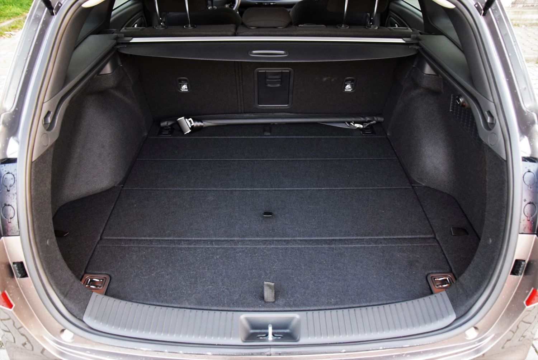 Hyundai i30 Wagon pojemność bagażnika