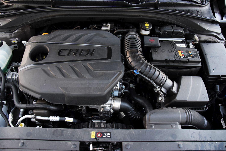 Hyundai i30 Wagon 1.6 CRDI dane techniczne