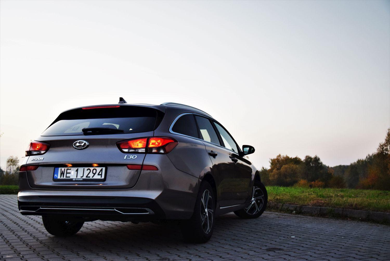 Hyundai i30 Wagon komfort jazdy