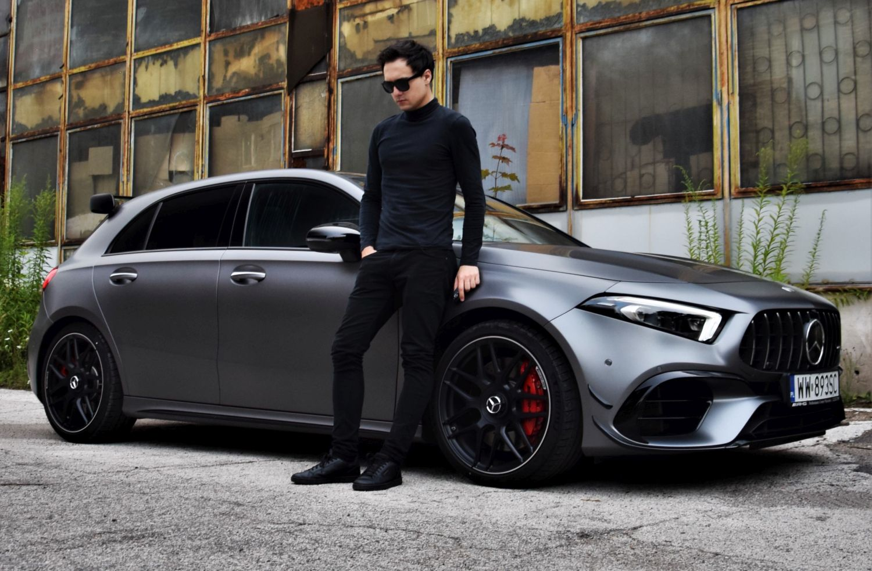 Mercedes-AMG A45 S 4MATIC+ test