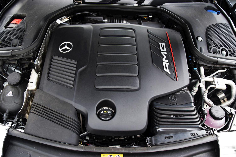 Mercedes-AMG E 53 4MATIC dane techniczne