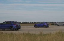 GLE 53 vs Cayenne Coupe vs T-Roc R