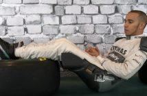 Bolid F1 pozycja kierowcy