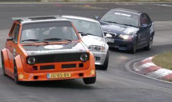 Nurburgring 2020 kompilacja