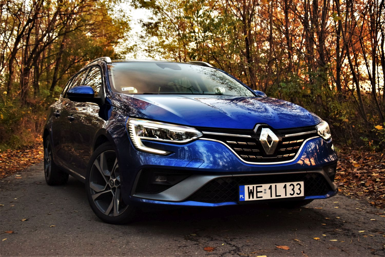 Renault Megane Grandtour E-TECH test