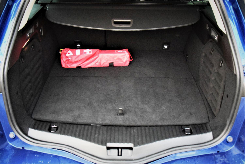 Renault Megane Grandtour E-TECH bagażnik