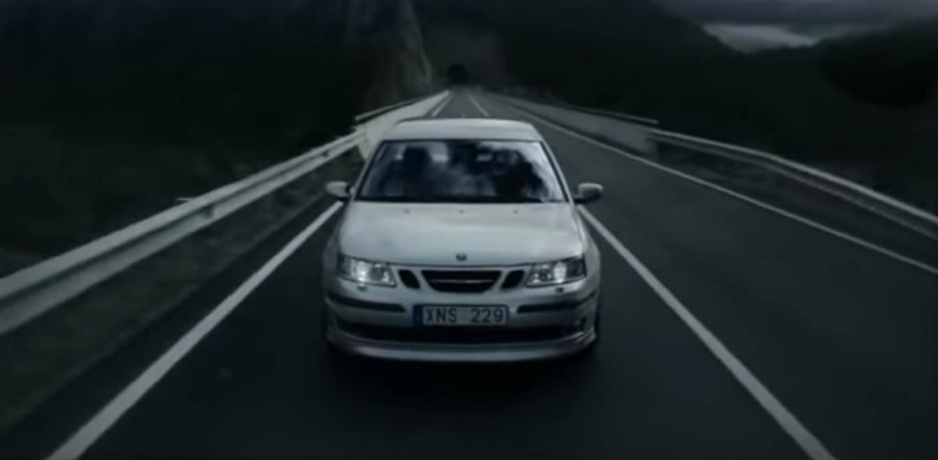 Saab BioPower reklama