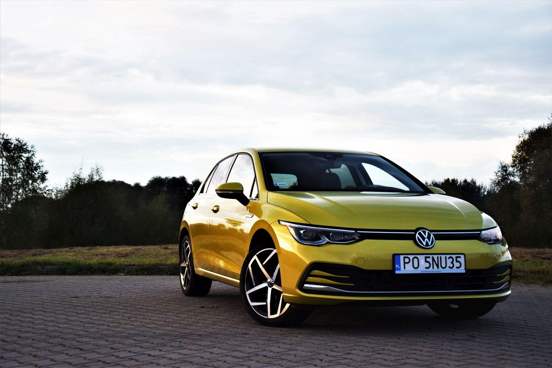 Volkswagen Golf 2020 układ napędowy