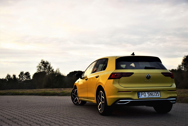 Volkswagen Golf 2020 - systemy bezpieczeństwa