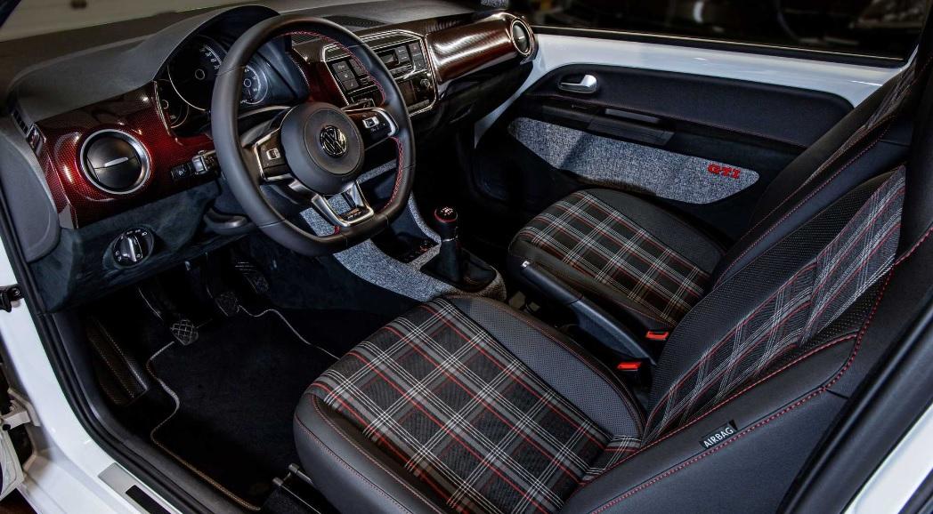 Up! GTI interior
