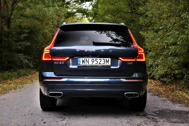 Nowe Volvo XC60 - cennik