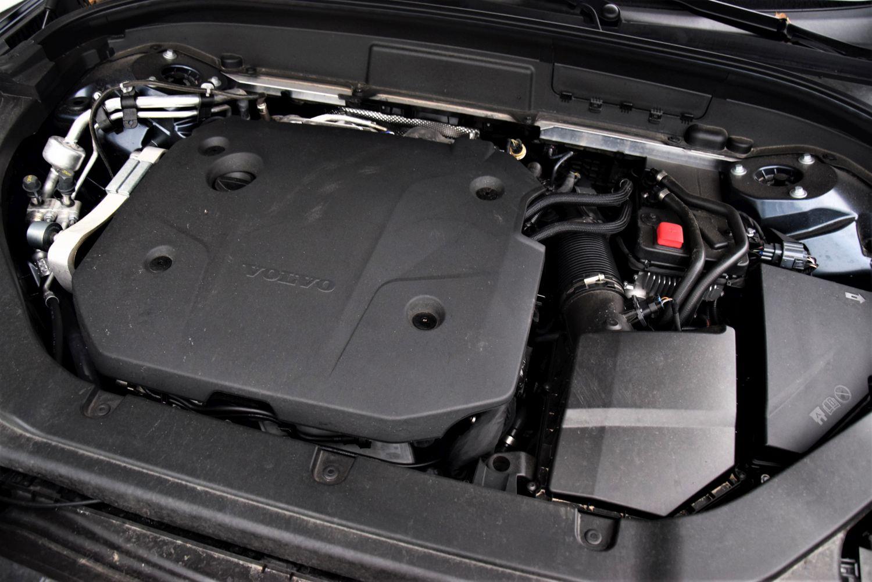 Volvo XC60 B4 diesel - dane techniczne