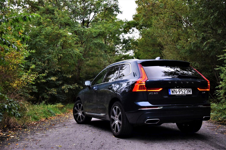 Volvo XC60 B4 - opinie