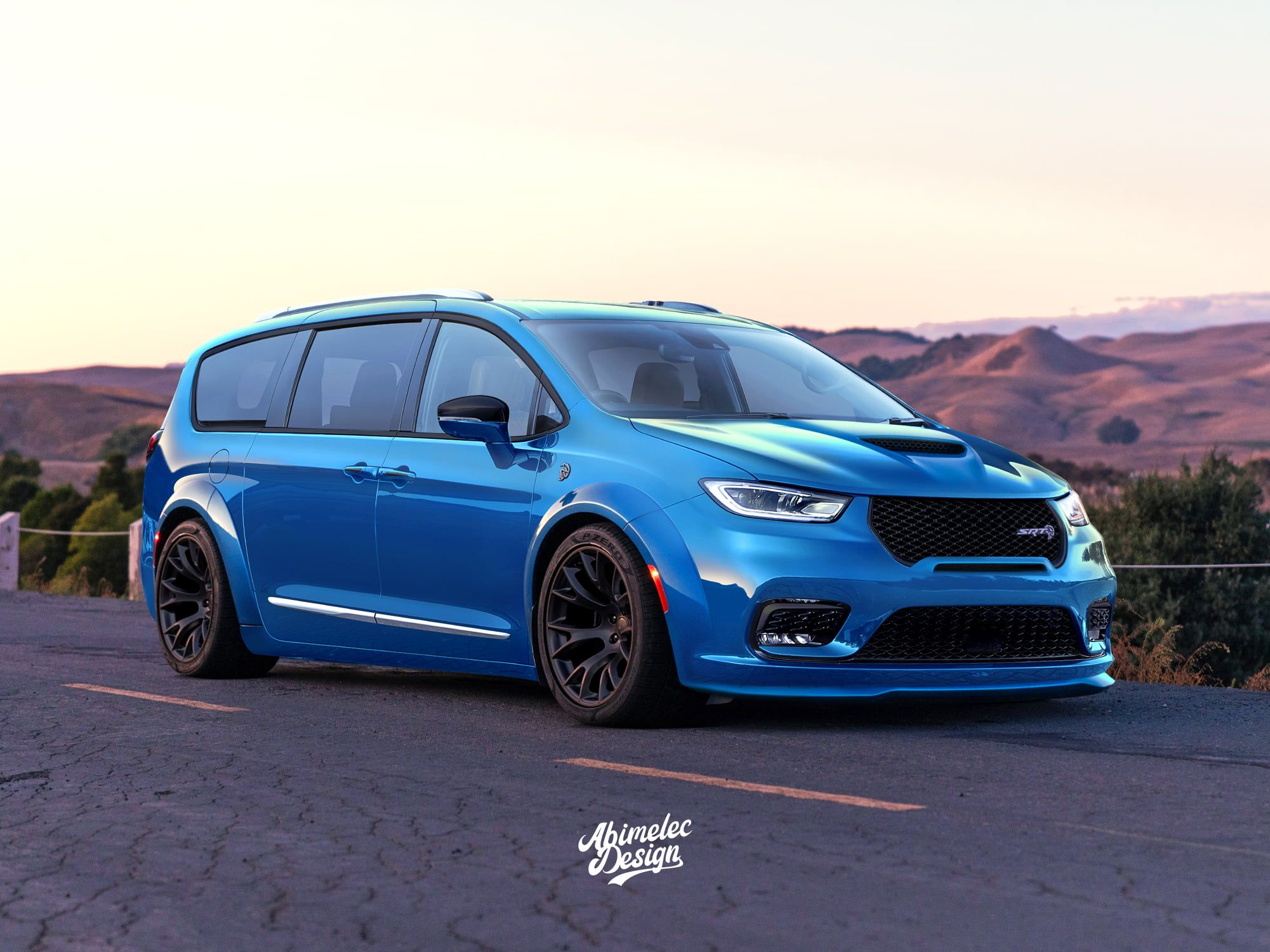 Chrysler Pacifica tuning