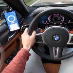 BMW M5 F90 Competition - przyspieszenie