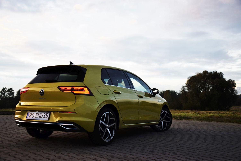 Volkswagen Golf 2020 design
