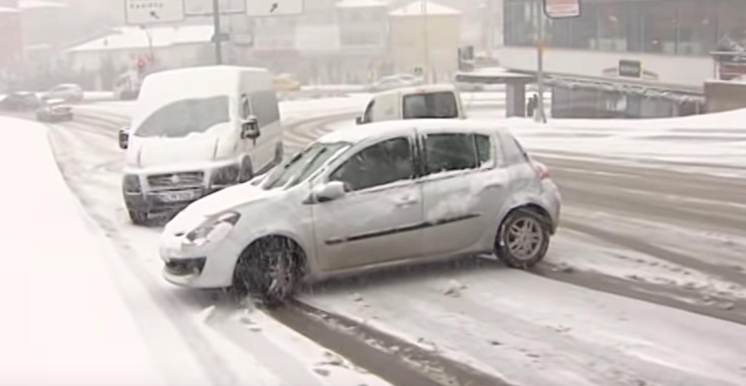 Curling cars - turkish version