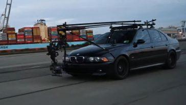 BMW M5 E39 technical car
