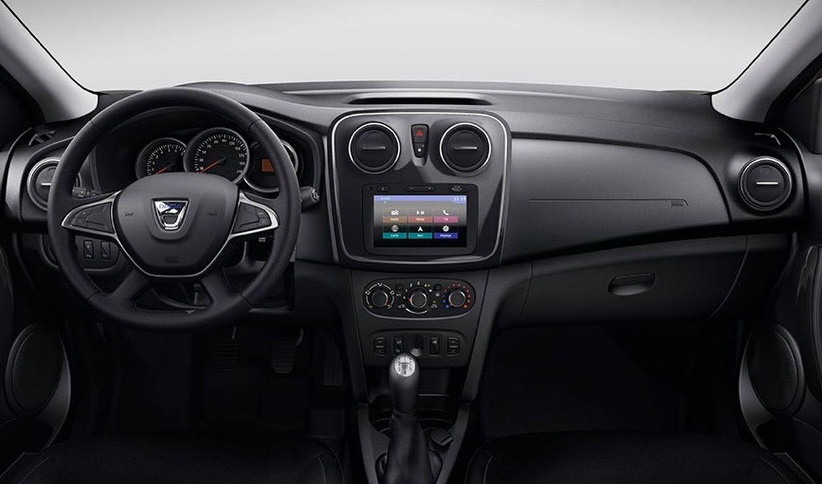 Dacia Sandero 2019 - interior