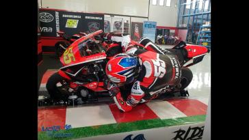 MotoGP professional simulator