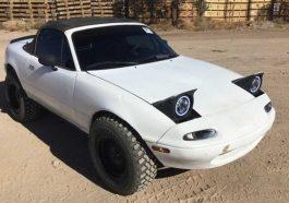 Terenowa Mazda MX5 za 15 tysięcy