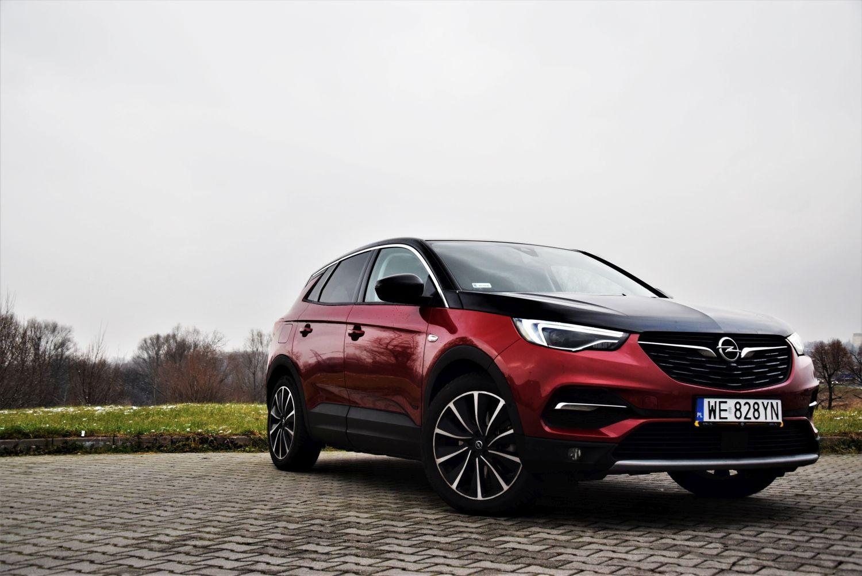 Opel Grandland X Hybrid4 cennik