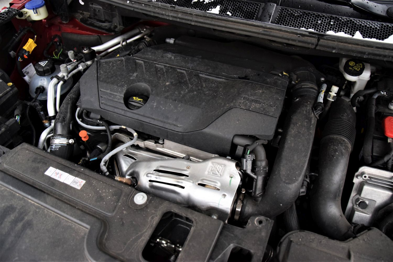 Opel Grandland X Hybrid4 - dane techniczne