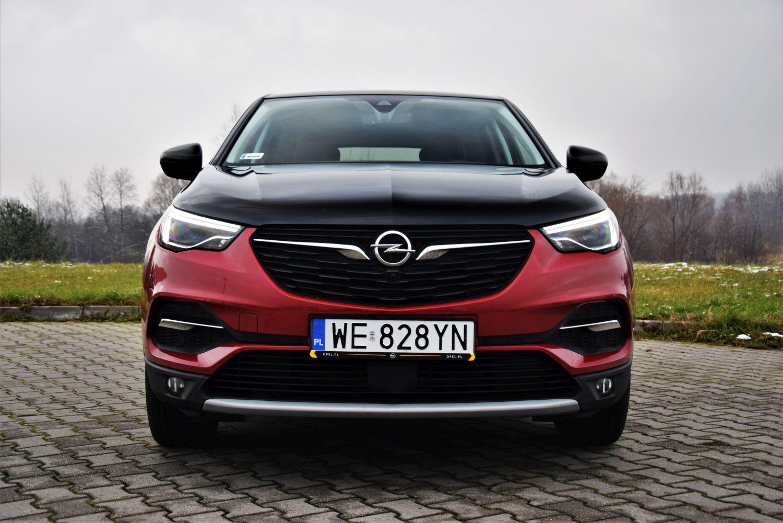 Opel Grandland X Hybrid4 skrzynia biegów