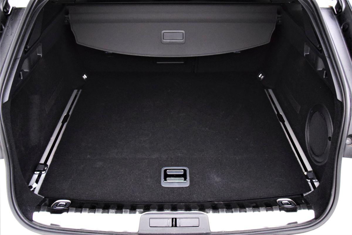 Peugeot 508 SW HYbrid - pojemność bagażnika
