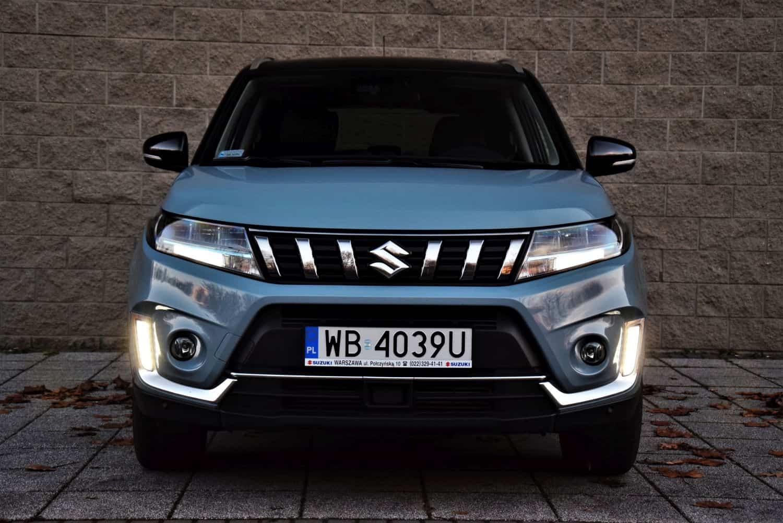 Suzuki Vitara Hybrid test