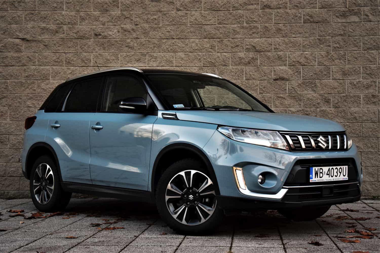 Suzuki Vitara 2021 test