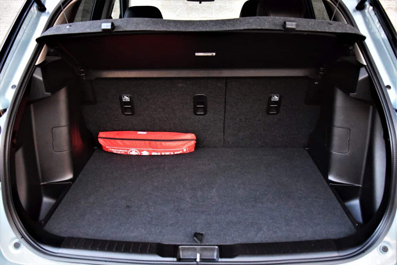 Suzuki Vitara bagażnik