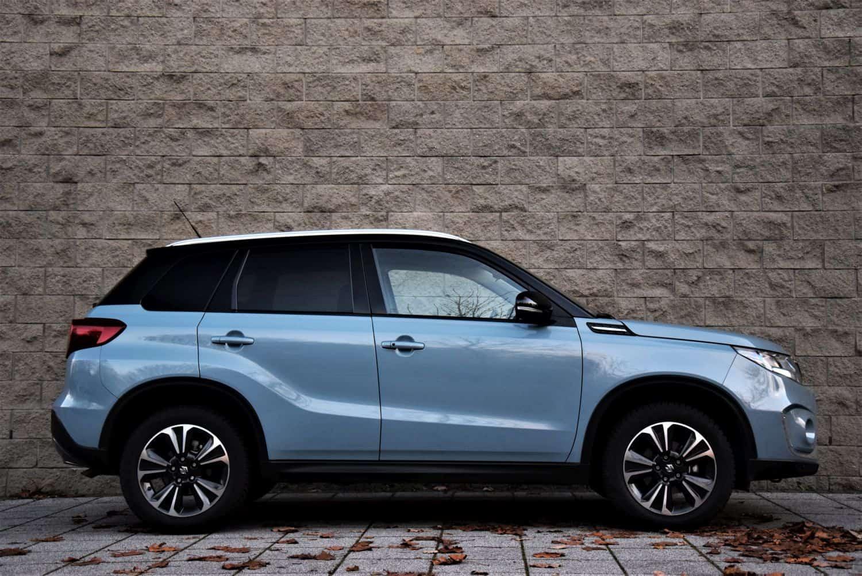 Suzuki Vitara ceny 2021