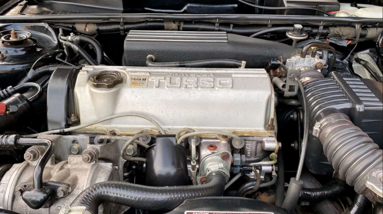 Dodge Omni GLH engine