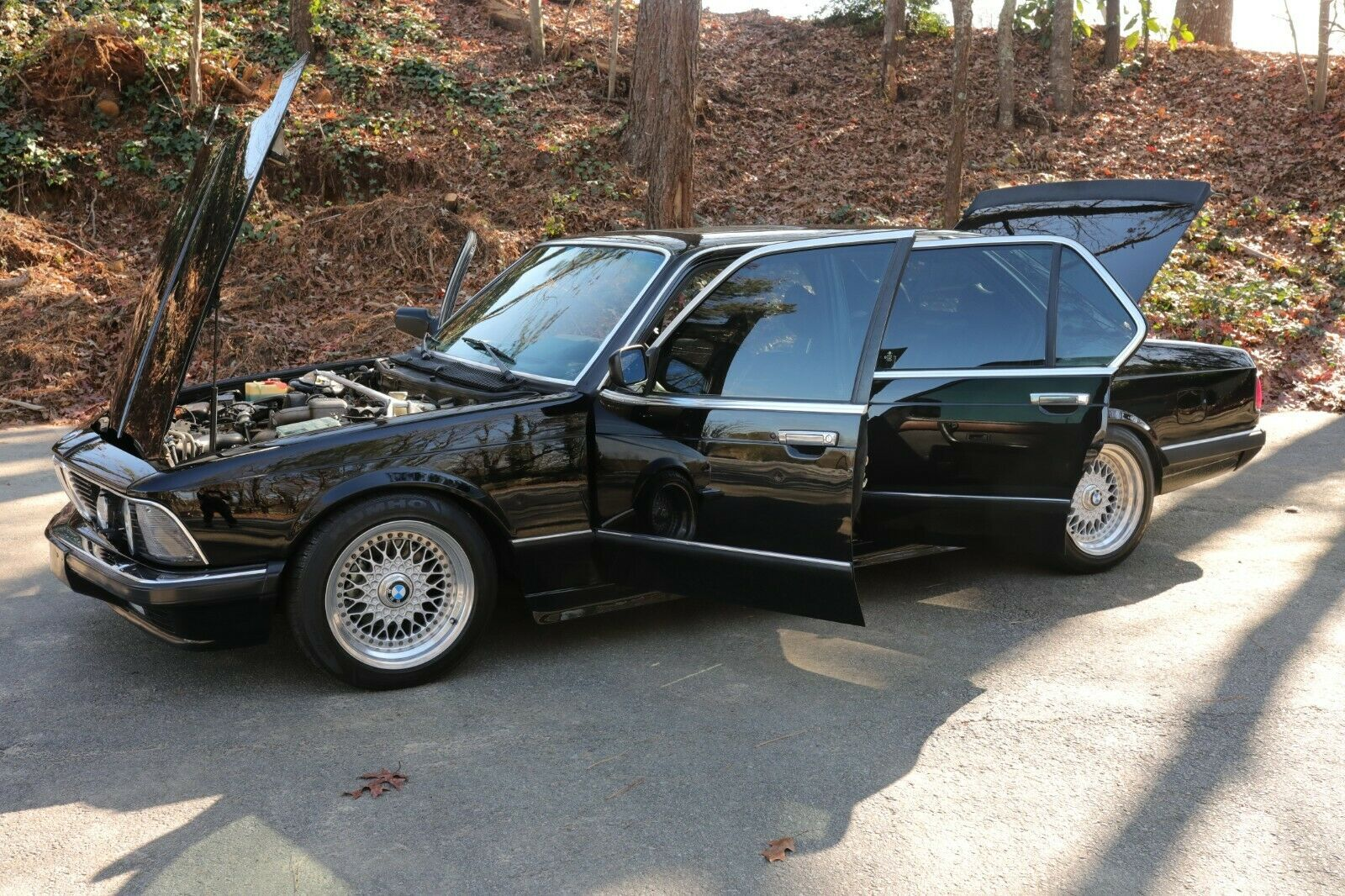 BMW E23 for sale