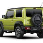 Suzuki Jimny 2021 cennik