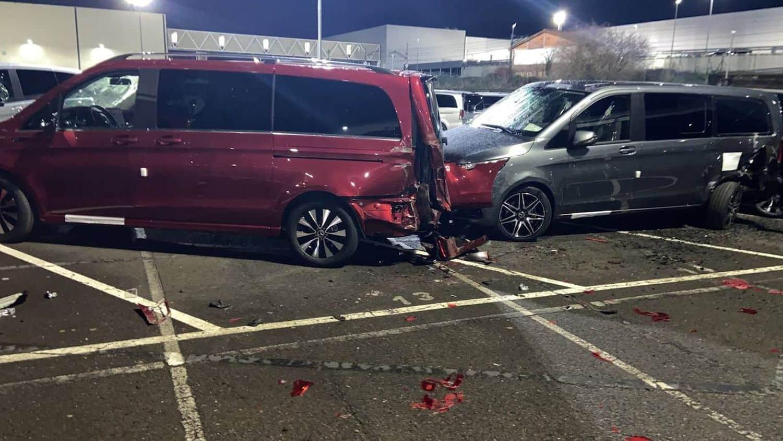 Mercedes Vitoria worker attack