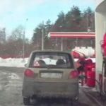 Ciekawa metoda kradzieży paliwa